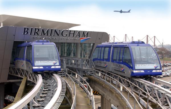 Birmingham International Train Station Car Park Address